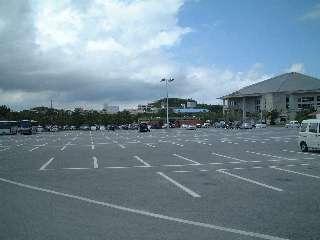 沖縄市・泡瀬運動公園