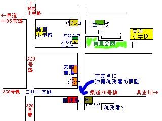 (画像)地図